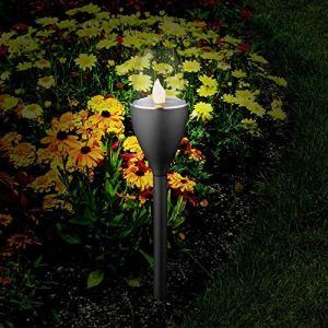 Lampe de jardin LED 0.05 W 1x Sygonix SY-4674430 noir 1 pc(s)