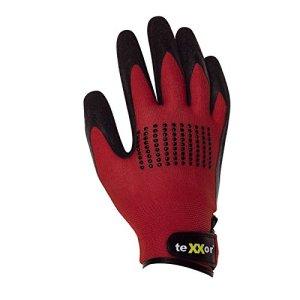 Nylon-gants latex-texxor ® – 2426–taille : 09
