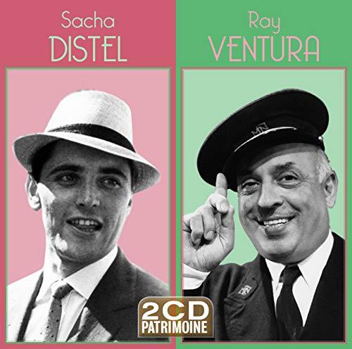 Sacha Distel/Ray Ventura (2cd Patrimoine)