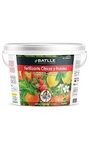Semillas Batlle 710661UNID Engrais pour Agrumes et Arbres fruitiers, 5kg