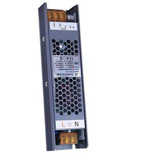 VARICART IP20 12V 5A 60W Dimmable LED Driver, alimentation à découpage AC DC, adaptateur de transformateur de sortie à tension constante, prend en charge le contrôle de gradation TRIAC et 0-10V