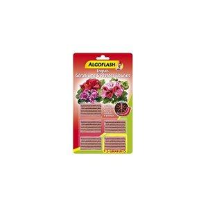25 Bâtonnets Engrais Géraniums et Plantes fleuries