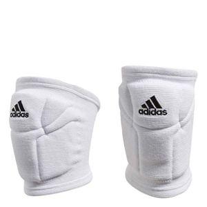 adidas Performance KP Elite Volleyball Knee Pad, White/Black, Small