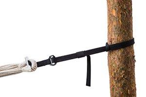 Amazonas T-Strap Accessoire Hamac Noir
