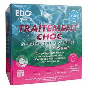 Aqualux 12336 Rattrapage Eau Verte 5 litres