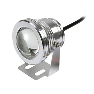 ASPZQ Lampe de Piscine Extérieure À LED pour Fontaine Paysage Haute Étanche IP68 12V 10W Lumières sous-Marines avec Télécommande 24 Touches Dcoration de Vacances