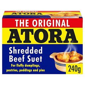 Atora Shredded Suet – suif déchiqueté -200g