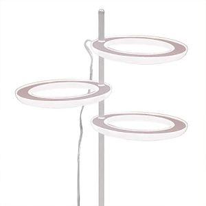 BELUAPI Lampe de croissance à spectre complet LED pour plantes d'intérieur, en pot, succulentes, aquarium