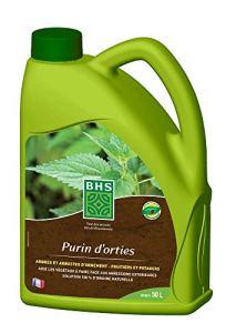 BHS PORT2 Purin Orties   2,5 L   Soit 50 L   Liquide  100% d'Origine Naturelle, Fabriqué en France