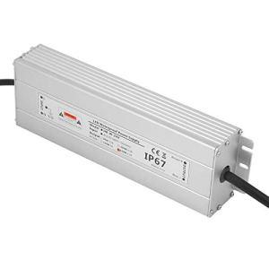 Bloc d'alimentation étanche IP67 DC 24 V 250 W Transformateur 6,25 A pour éclairage LED