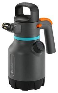 Gardena Pulvérisateur à Pression 1,25 l, Turquoise/Noir/Gris/Orange, 1,25l
