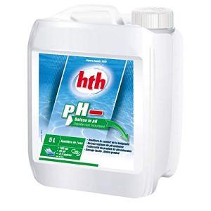 Hth pH Moins 5 L – pH Moins Liquide