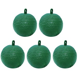 Jardin Fly Ball trap Orchard Plantes Hanging Fruit Fly Catcher Pest Repeller Wasp 5PCS vert, plantes antiparasite |