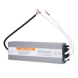 Jeanoko Alimentation durable AC 170 – 250 V LED Alimentation étanche pour électronique (DC24 V)