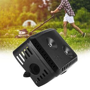 Jeffergarden Outil de Jardinage avec système de Silencieux d'échappement avec écran Thermique pour GX120 GX160 GX200 5.5 HP 6.5 HP