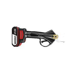 Jialele 200 Ciseaux à greffer électriques sans fil rechargeables