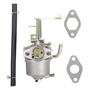 MAGELIYA Carburateur carburateur pour Powermate PWLE0799 PWLE0799F2N 79CC 9″3.5 FT-LBS Coupe-Bordures à gaz