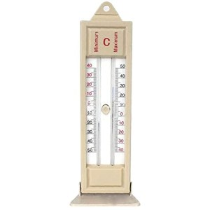 Max Min Thermomètre, Thermomètre À Effet De Serre, Thermomètre Extérieur, Plantation Max-min Thermomètre Numérique Pour Intérieur Extérieur Usine En Milieu De Travail