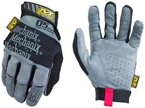 Mechanix Wear – Specialty 0.5mm High Dexterity Gants (Medium, Gris)