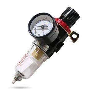 Mengger Filtre à Air Régulateur De l'humidité Pression Séparateur D'huile Piège D'humidité Compresseur L'eau Graisseur