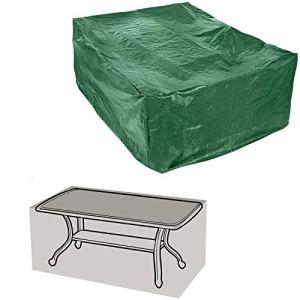 Parkland® Hamac d'extérieur, chaise empilable, banc et housse de barbecue Rectangular Table Cover – 170x94x71cm