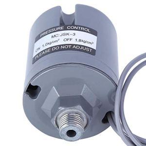 Pompe de démarrage durable résistante à la température avec contrôleur de pression pour l'eau du robinet pour tuyau de pression d'eau (1 à 1,8 kg)