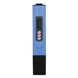 Précis Tester TDS Testeur Digital LCD Qualité de la qualité de la qualité de l'eau Pureté Pureté Filtre TDS Compteur Testeur 0-9990 PPM Temp Portable Pratique