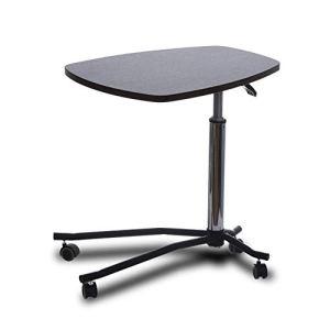Produits ménagers/meubles Table à hauteur réglable foyer de soins, Canapé-lit Table d'appoint, table for ordinateur portable (couleur: B) (Color : A)