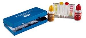 QUIMICAMP 209080 – Kit d'analyse pour Chlore et pH