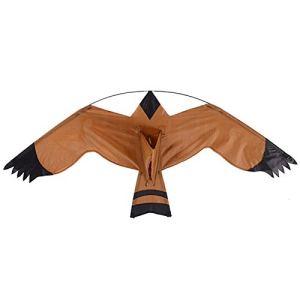 rcraftn Manches À Air Suspendu Grand Faucon Protéger Cultures Agriculteurs, Manches À Air Cerf-Volant Grand Faucon Jardin Effaroucheur Agricoles Oiseau