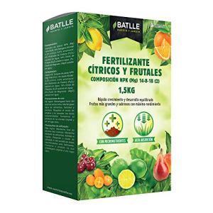 Semillas Batlle 710660UNID Engrais Agrumes et Arbres fruitiers 1,5kg