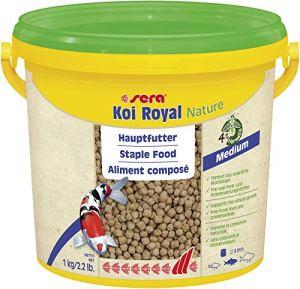sera Koi Royal Nature Medium Nourriture pour Aquariophilie 3800 ML