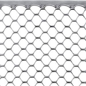 Tenax 72040112 Hexagone Filet à Maille Hexagonale Plastique Argenté