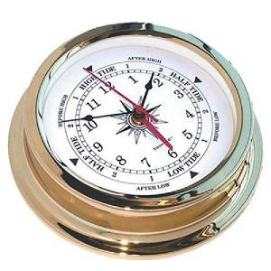 Trintec Solaris Laiton Time & Tide Horloge