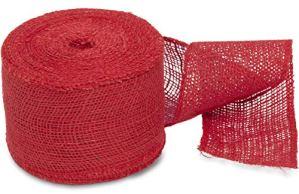 Windhager Bande de Jute enroulées, Protection hivernale, 10cm x 25m, Rouge 05852