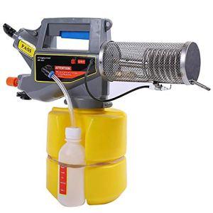 XUMI Machine de Pulvérisation de Fumée de Fumigation de Jet de Machine de Brumisation Thermique de Mini Brumisateur de 2L pour Désinfecter Anti-épidémie