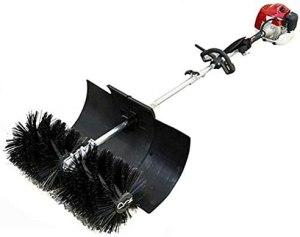 Balayeuse, fraise à neige, outil de nettoyage de pelouse, balai à essence, pelle à neige, balayeuse manuelle 52 CC 2 temps