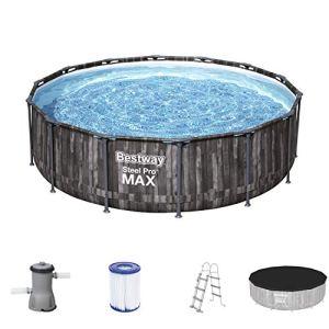 Bestway Steel Pro Max 14″ x 42″ 4,27 m x 1,07 m Pool Set Multicolore