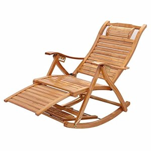 Chaise longue en bois pliable résistant aux intempéries avec accoudoirs, fauteuil de relaxation pliable avec accoudoir, pour adultes et enfants, jusqu'à 150 kg