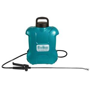 GEXIN DIOE Pulvérisateur électrique, Batterie Lithium-ION 12 V, Bleu