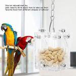 Jouets d'alimentation pour Perroquet – Perroquet Acrylique
