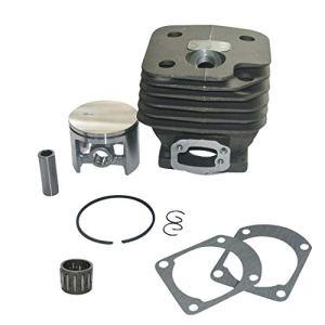Kit d'axe de cylindre et de piston roulement à aiguilles compatible avec la tronçonneuse H-usqvarna 268 272 52 MM