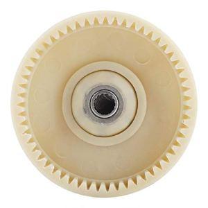 Kuuleyn Pignon d'entraînement de tronçonneuse électrique, Accessoires de Rechange de pièces de tronçonneuse Pignon d'entraînement intérieur en Plastique pour 107713-01 et 717-04749