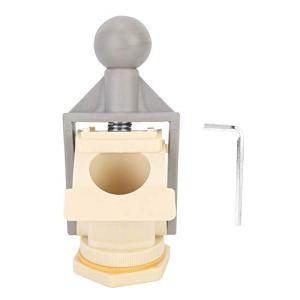 LIUTT Accessoire en Plastique de Robinet-vanne de Robinet de Miel d'abeille pour Le kit d'apiculture d'équipement d'extracteur d'apiculture