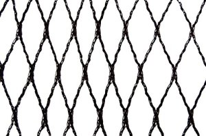 MAILLESTORE Filet Anti-Oiseaux – Maille de 15mm – Grande Dimension Noir 10m x 100m