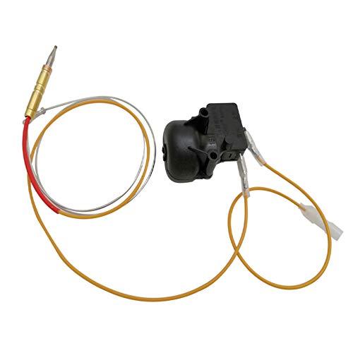 MENSI Propane Tank Top Heater Pièces de rechange de sécurité Faston Type Thermocouple Kit de sécurité avec interrupteur Dump FD4