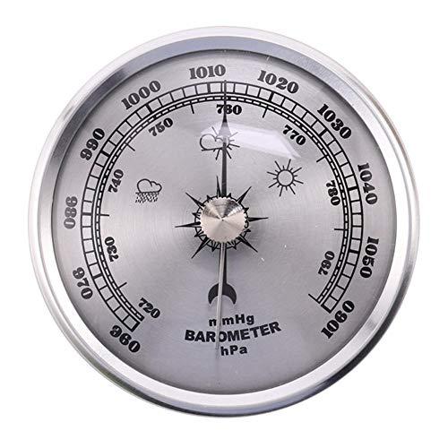 NFRADFM Baromètre, baromètre, moniteur d'humidité, station météo multifonction, baromètre, thermomètre extérieur portable