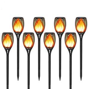 OxyLED Lumière de Jardin Solaire (B-02)