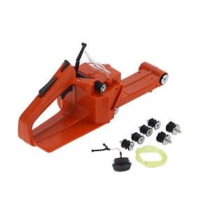 Poignée arrière à gaz combustible, fournitures de tronçonneuse à poignée arrière Lif longue durée faciles à démonter pour tronçonneuse 268 272 XP 61