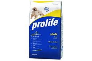 ProLife–Adult Large poulet et riz 15Kilogramm